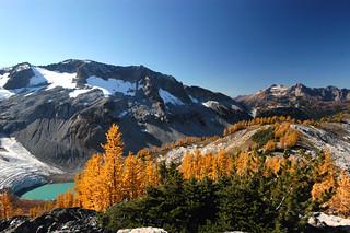 Lyman Glacier & Tamaracks | by Marshmallow
