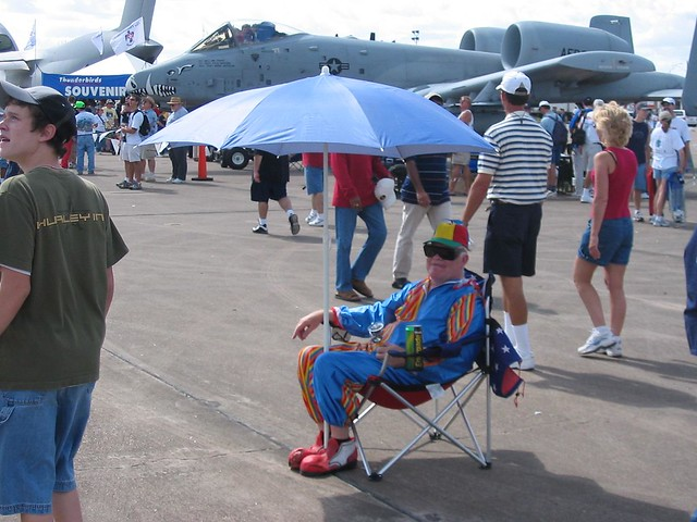 Airshow Enthusiast