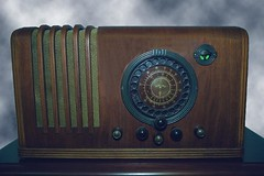 Airline Tele-Dial Radio | by The Rocketeer