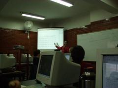 Presentación de Diego Ferreyra
