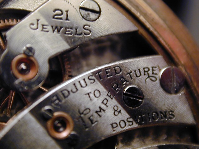 Grandfather's pocketwatch