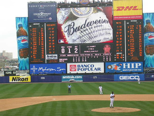 An old-time scoreboard | by scriptingnews