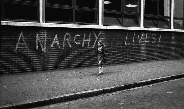 Anarchy lives