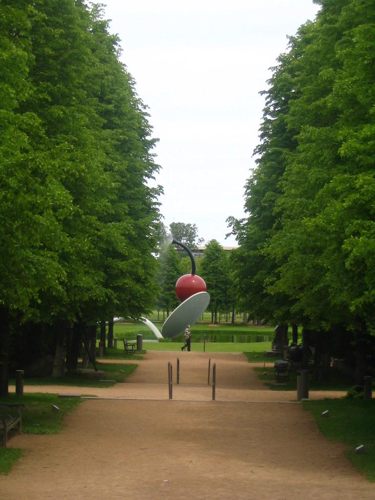 Sculpture garden walker art center minneapolis mn flickr - Walker art center sculpture garden ...