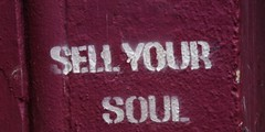 Grafitti:  Sell Your Soul | by Unspeakably Awesome