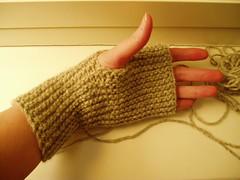 garter glove