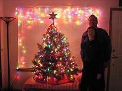 Christmas Tree and Us