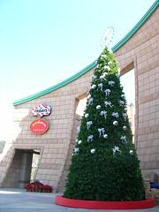 美麗華的聖誕樹