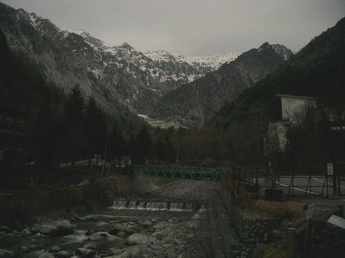 Mountains from Shinhotaka