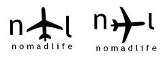 nomadlife logos