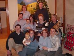 Davidson Family Portrait
