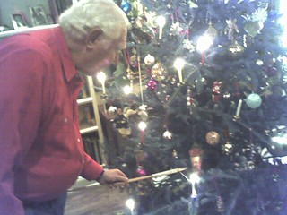 Christmas Candle Lighting | In Chicago, my parents ...