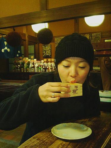 sachi meets sake