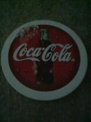 Coke Coasters