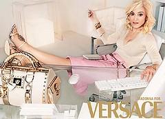 Madonna - Versace