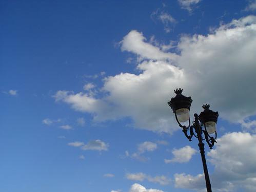 Street Lamps in La Marsa