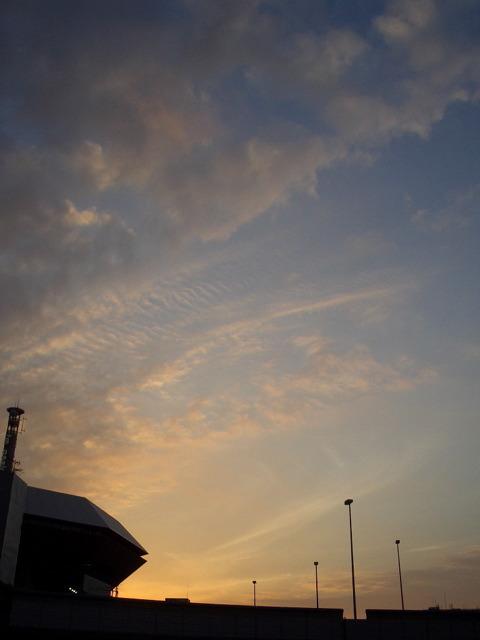 In Evening