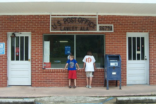 Lawley Post Office | by mamamusings
