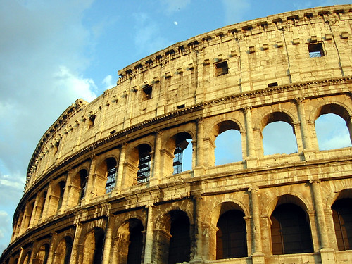 Colosseo - Roma   by jaymce