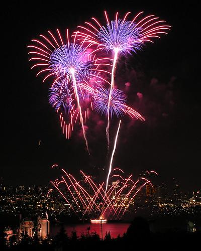 Seattle Fireworks 2