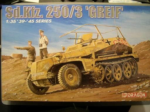 sd.kfz. 250/3 'GREIF'
