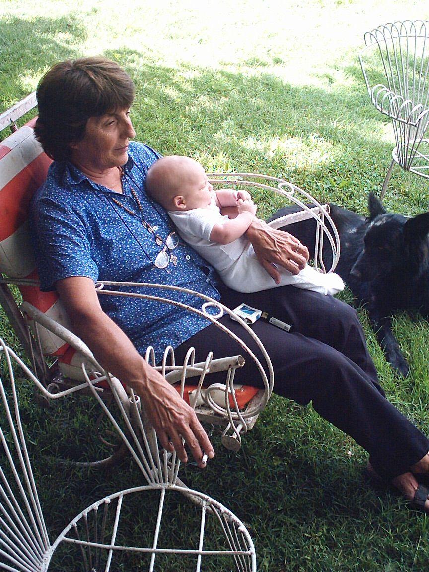 IM004628 - Santi con Mamina