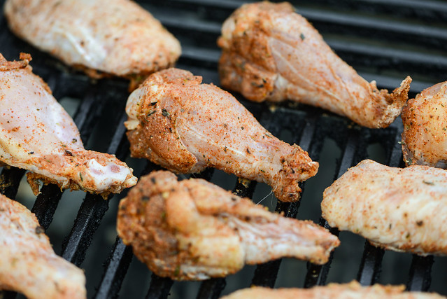 Memphis Dry-rubbed Wings