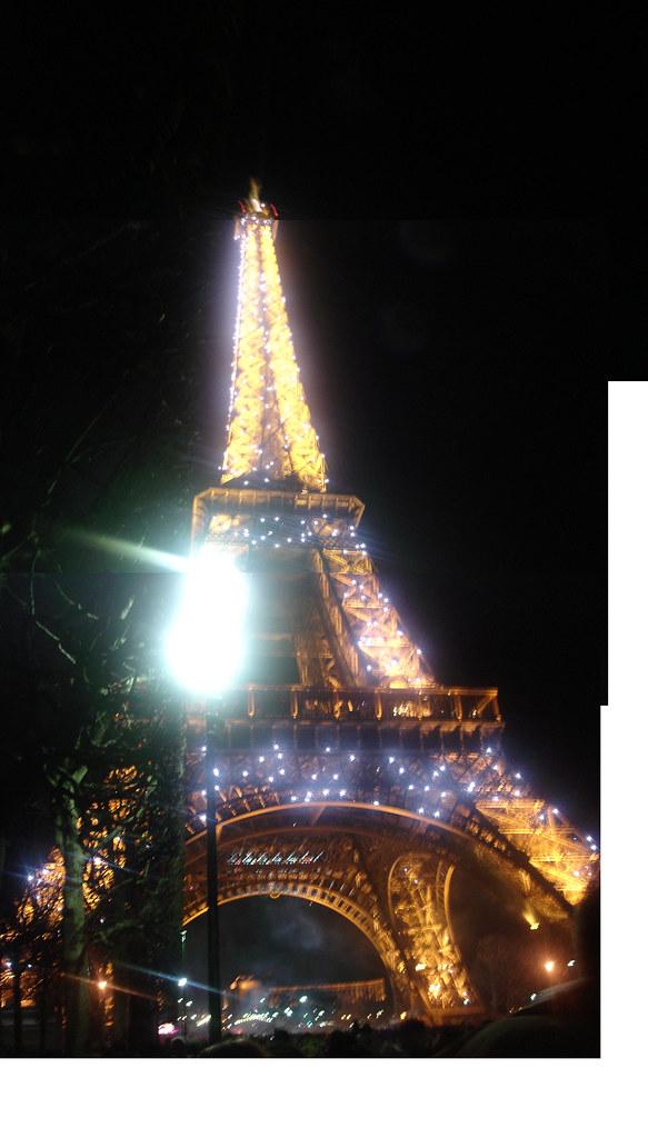 eiffel tower picpaste | eiffel tower new years | Flickr
