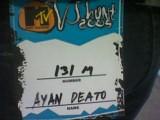 MTV VJ Ayan