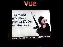 Top Manta terrorista