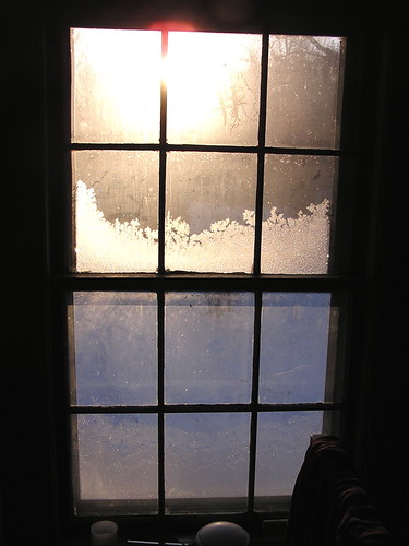 early morning winter window | by Muffet