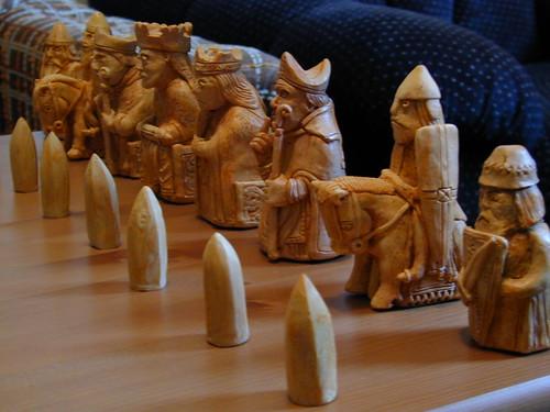 Chess Set | by striatic