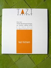 tazi card