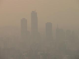 hanging smog | by Nagyman