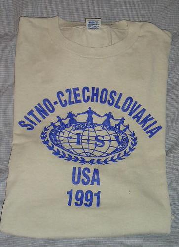 Czechoslovakia 1991