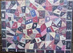 Full jigsaw quilt