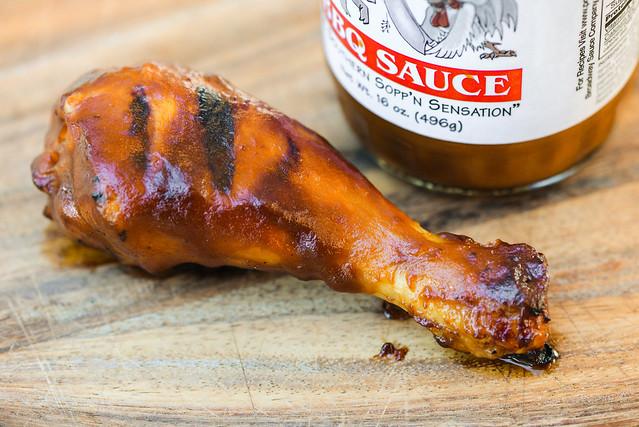 Pork and Peck'r BBQ Sauce