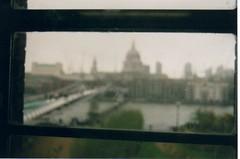 London - TateM Window frame