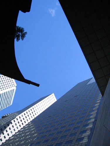 Scraping Blue Skies