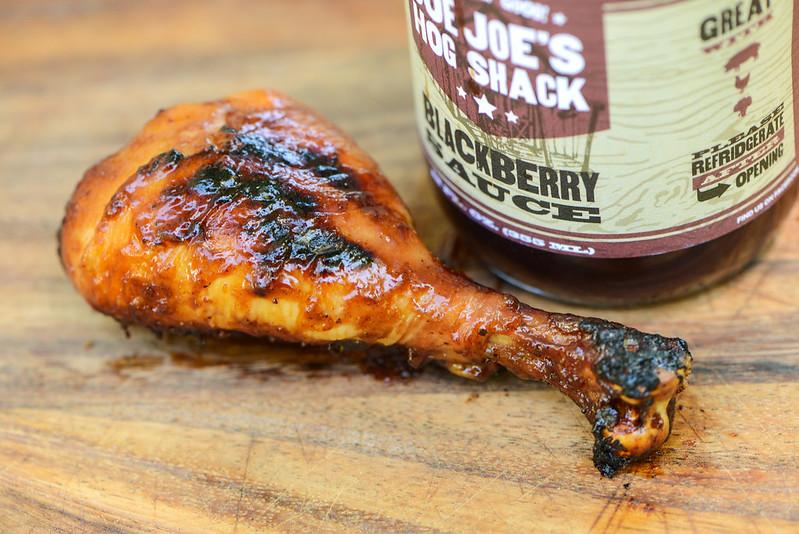 Joe Joe's Hog Shack Blackberry Sauce