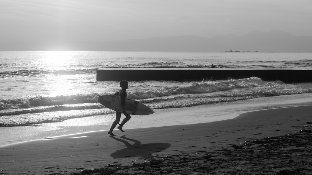 Kids Surfer