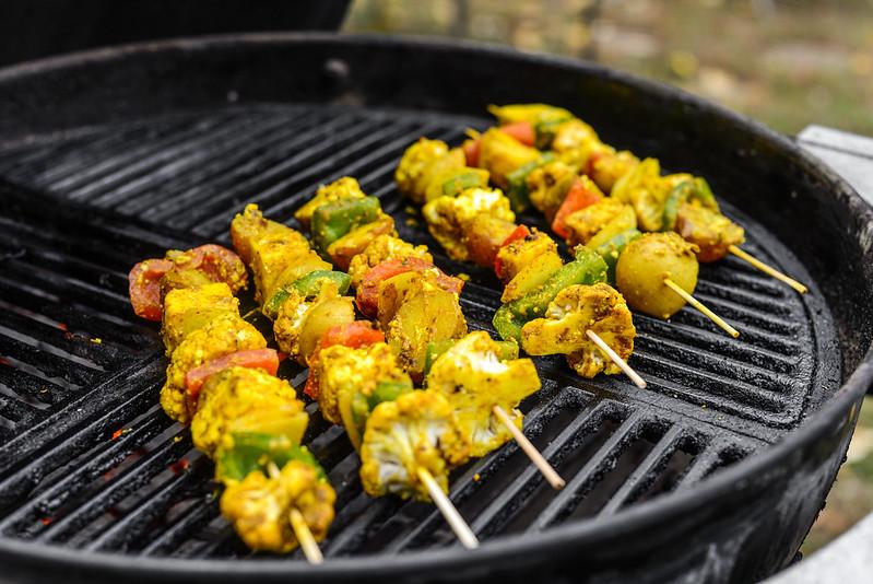 Paneer Kebabs