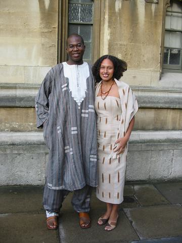 abena koranteng wedding magdalene college