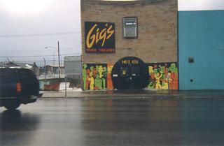 Gigs, Anchorage, AK