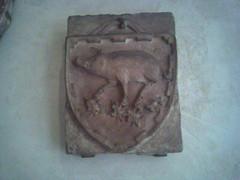 Porcelet coat of arms