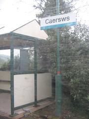 Gorsaf Caersws