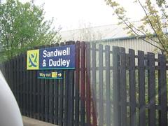 Gorsaf Sandwell & Dudley