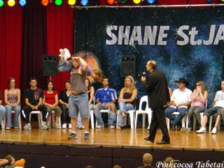 Shane St James Hyno Show