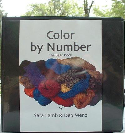 dye book cover