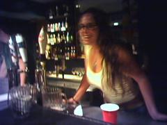 Tiffany the Barkeep!